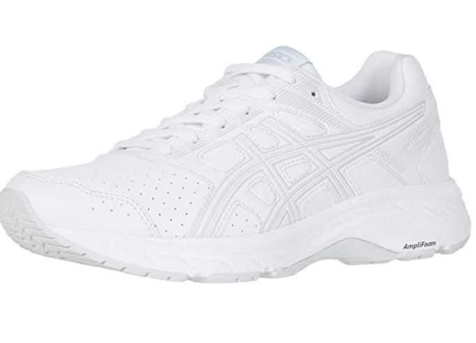 ASICS Women's Gel-Contend 5 SL Walking Shoes for Flexible Support